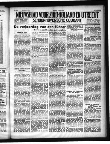 Schoonhovensche Courant 1941-04-21