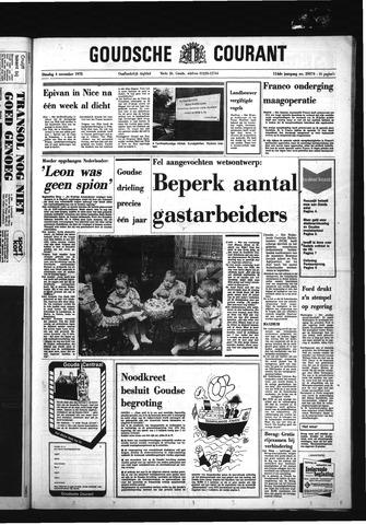 Goudsche Courant 1975-11-04