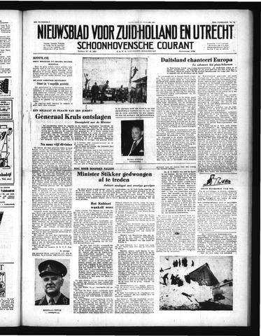 Schoonhovensche Courant 1951-01-24