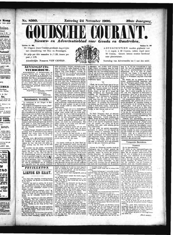 Goudsche Courant 1900-11-24
