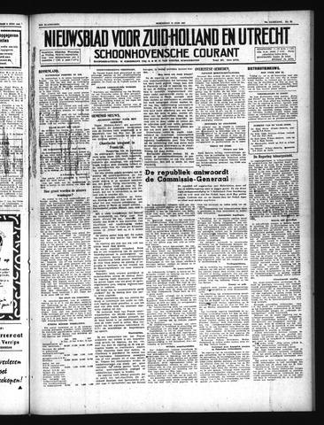 Schoonhovensche Courant 1947-06-11