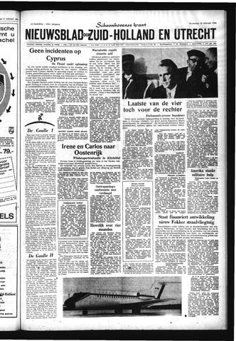 Schoonhovensche Courant 1964-02-19