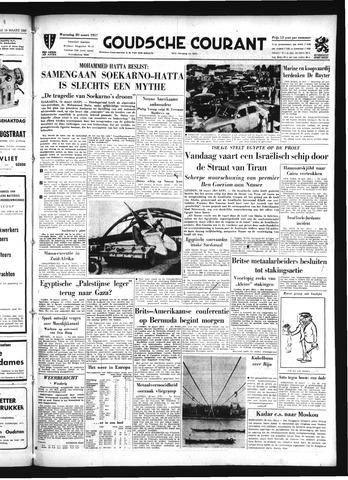 Goudsche Courant 1957-03-20