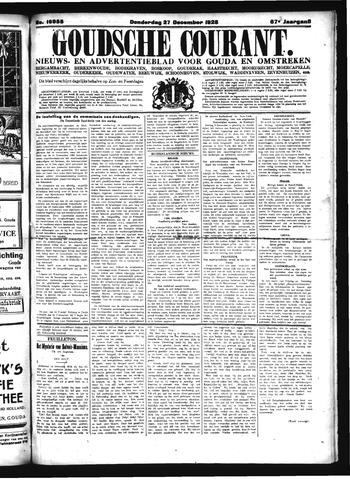 Goudsche Courant 1928-12-27