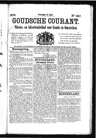Goudsche Courant 1876-04-19