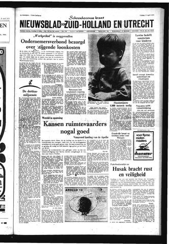Schoonhovensche Courant 1970-04-17