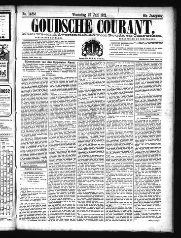 Goudsche Courant 1921-07-27