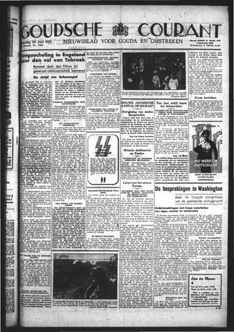 Goudsche Courant 1942-06-23