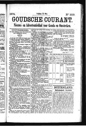 Goudsche Courant 1874-05-22