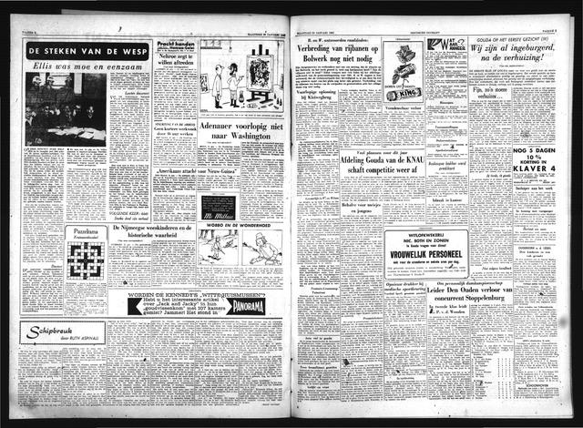 Goudsche Courant 1961-01-23