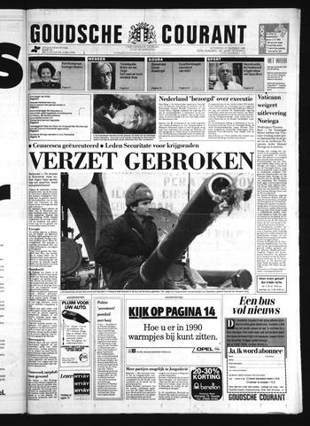 Goudsche Courant 1989-12-27