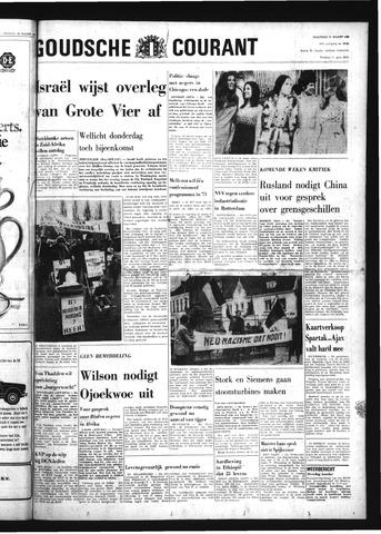 Goudsche Courant 1969-03-31