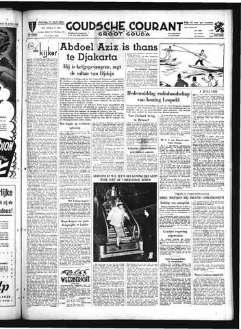 Goudsche Courant 1950-04-15