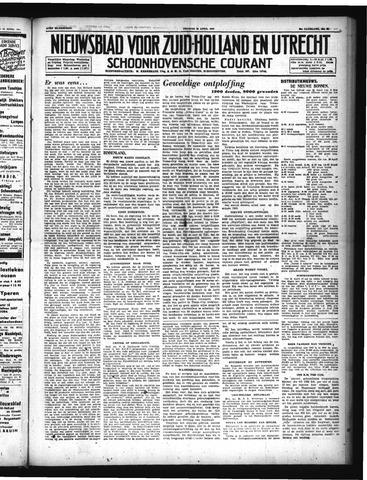 Schoonhovensche Courant 1947-04-18