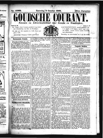 Goudsche Courant 1909-10-09