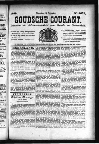 Goudsche Courant 1889-11-20
