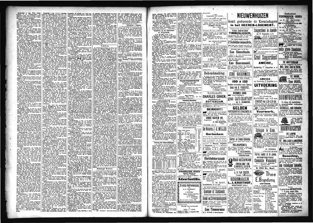 Schoonhovensche Courant 1899-08-08