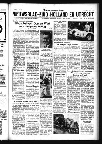 Schoonhovensche Courant 1959-08-03