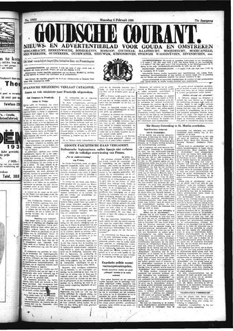 Goudsche Courant 1939-02-06