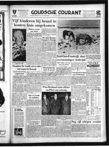 Goudsche Courant 1959-12-12