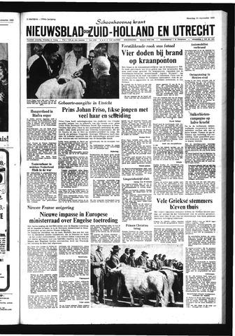 Schoonhovensche Courant 1968-09-30