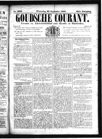 Goudsche Courant 1903-09-23
