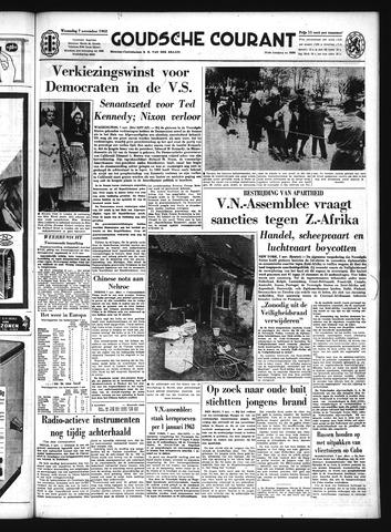 Goudsche Courant 1962-11-07