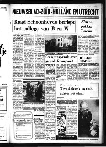 Schoonhovensche Courant 1976-03-03