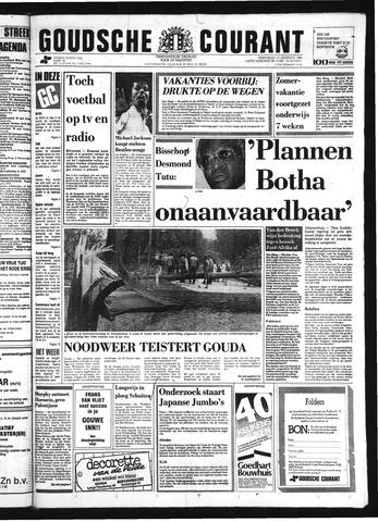 Goudsche Courant 1985-08-15