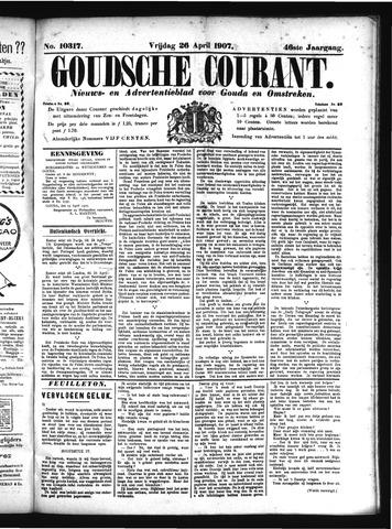Goudsche Courant 1907-04-26