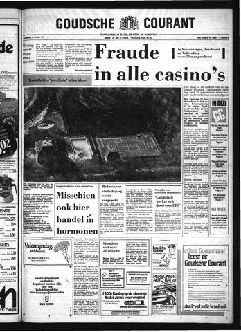 Goudsche Courant 1981-02-12