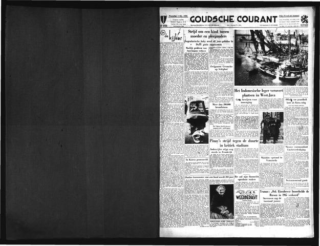Goudsche Courant 1952-10-01