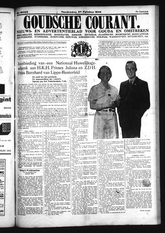 Goudsche Courant 1936-10-29