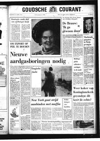 Goudsche Courant 1972-04-12