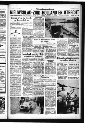 Schoonhovensche Courant 1966-06-22