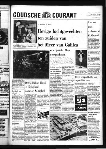 Goudsche Courant 1967-04-08
