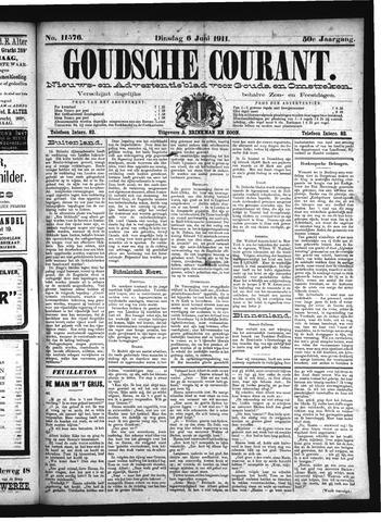 Goudsche Courant 1911-06-06