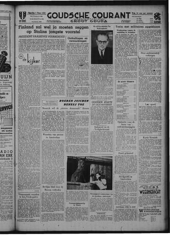 Goudsche Courant 1948-03-01