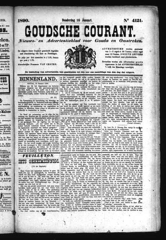 Goudsche Courant 1890-01-16