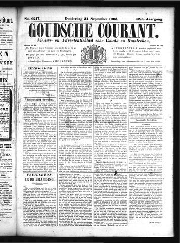 Goudsche Courant 1903-09-24
