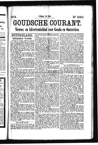Goudsche Courant 1874-07-10