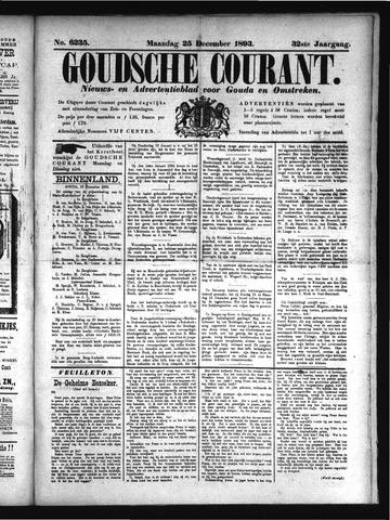 Goudsche Courant 1893-12-25