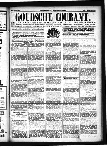 Goudsche Courant 1925-08-27