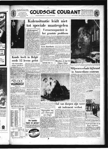 Goudsche Courant 1963-01-22