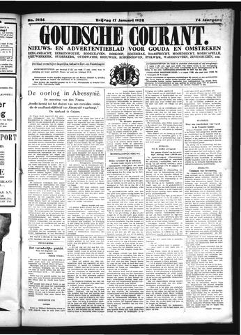 Goudsche Courant 1936-01-17