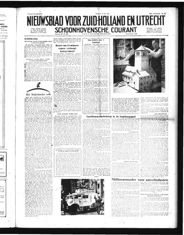 Schoonhovensche Courant 1952-05-16
