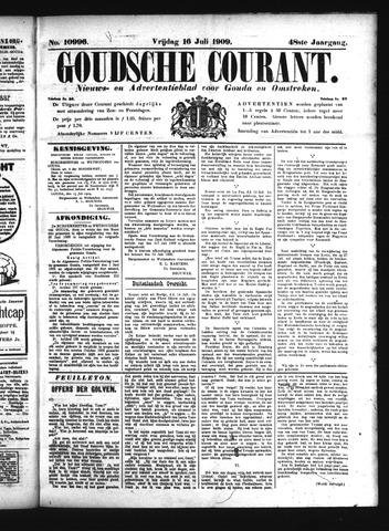 Goudsche Courant 1909-07-16
