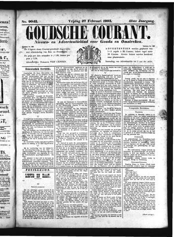 Goudsche Courant 1903-02-27