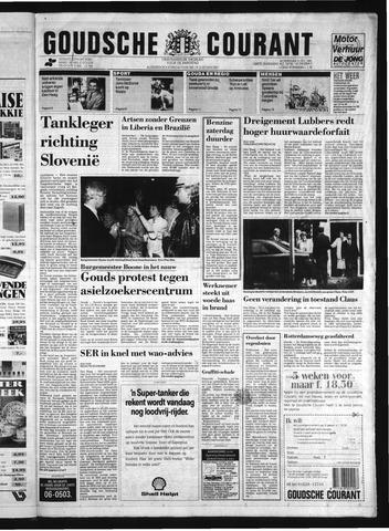 Goudsche Courant 1991-07-03