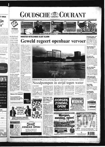 Goudsche Courant 2000-11-11